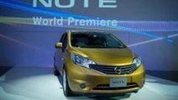 เปิดตัว Nissan Note 2013 อย่างเป็นทางการที่ประเทศญี่ปุ่น เริ่มขายกันยายน ศกนี้