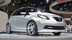 บางกอกมอเตอร์โชว์ 2010: Honda Ecocar อวดโฉมกลางบูธ Civic และ Jazz แต่งสไตล์รถแข่ง