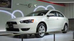 บางกอกมอเตอร์โชว์ 2010: Mitsubishi Lancer EX ยึดพื้นที่อวดโฉม Triton มาพร้อมโปรโมชั่นใหม่