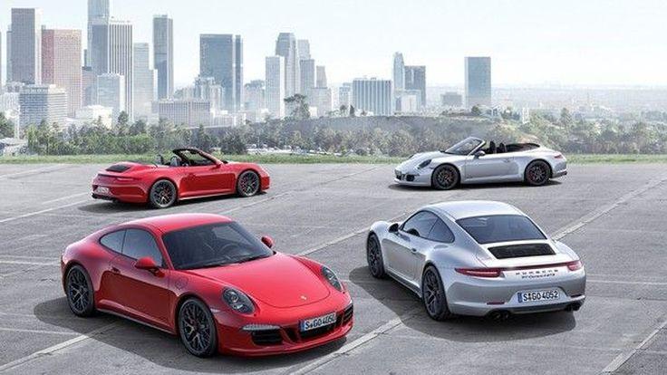 ปอร์เช่ 911 คาร์เรร่า จีทีเอส (Porsche 911 Carrera GTS) รุ่นเข้ามาเติมเต็มระหว่าง Carrera S และ GT3