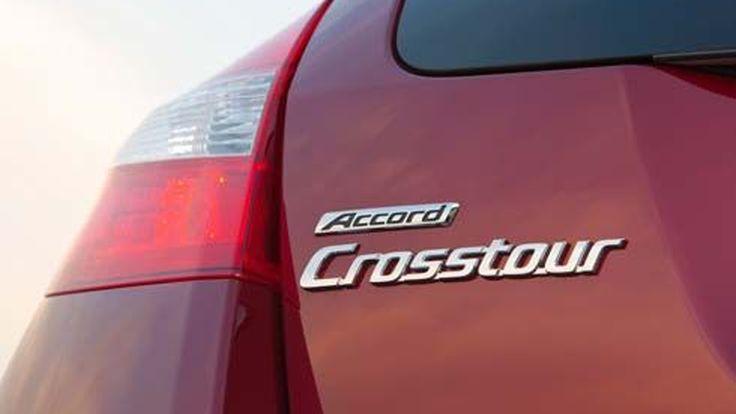 ฝ่ากระแสวิจารณ์ Honda Accord CrossTour ขอเดินหน้าลุยตลาดพร้อมเผยโฉมเต็มตัว 140 ภาพ