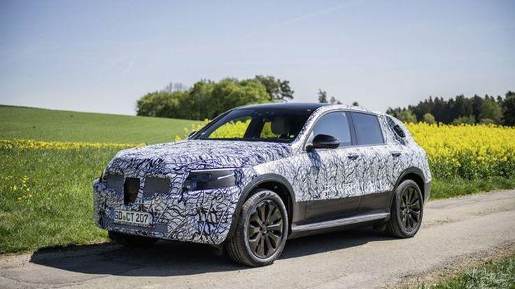 พร้อมเปิดตัวปีหน้า EQC รถ Crossover พลังไฟฟ้าจาก Mercedes-Benz แกร่งในทุกสภาวะอากาศ