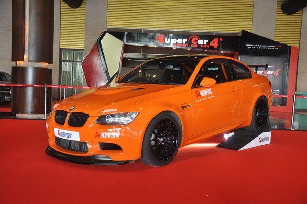 พาชมรถสุดเจ๋งงาน Super Car & Import Car Show ครั้งที่ 4