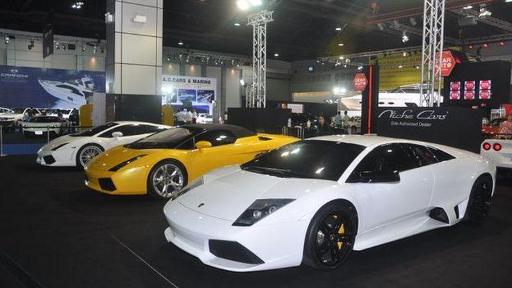 ภาพรวมตลาดรถยนต์ เดือนเมษายน