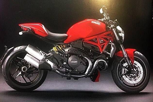 มาชม ภาพตัวจริง Ducati Monster 1198 กันก่อนนับเวลาถอยหลังเปิดตัวจริง