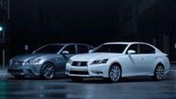 มาดู VDO โฆษณา รถ Lexus  GS เหน็บคู่แข่งจากฝั่งเยอรมัน