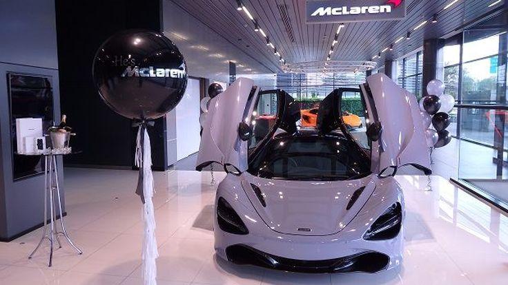 มาทำความรู้จัก McLaren 720S สีพิเศษ Ceramic Grey กับระบบเบรกเทพๆ ในราคาค่าตัวราวๆ 30ล้านบาท