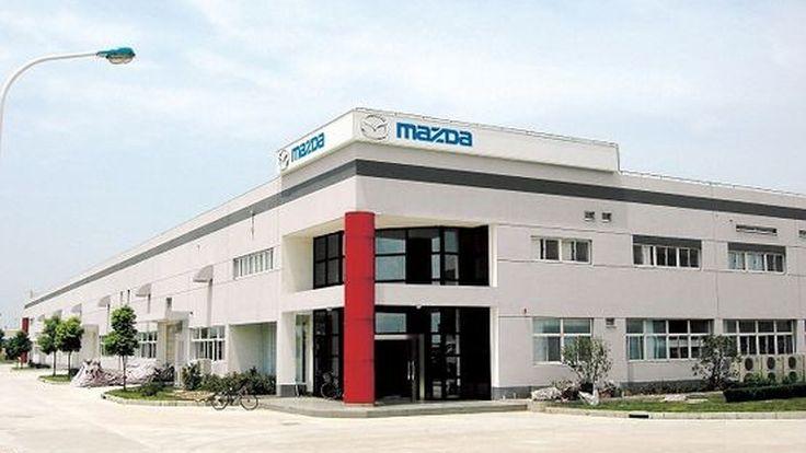 มาสด้าเปิดสายการผลิตมาสด้า 6 และมาสด้า 3 ในจีน
