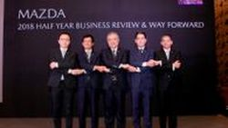 MAZDA เผยยอดขายครึ่งปีแรกโตเพิ่มขึ้น สร้างสถิติใหม่ 33,593 คัน เตรียมส่ง Mazda CX3 ใหม่ลุยตลาด
