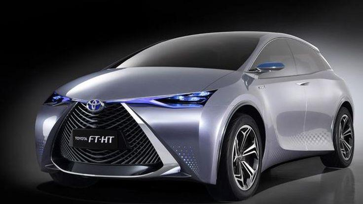 มาแล้ว วีดีโอต้นแบบ  Toyota FT-HT Yuejia