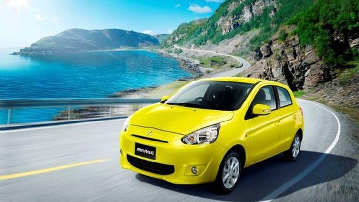 """มิตซูบิชิ มิราจ คว้ารางวัล """"รถเล็กยอดเยี่ยมในออสเตรเลีย"""""""