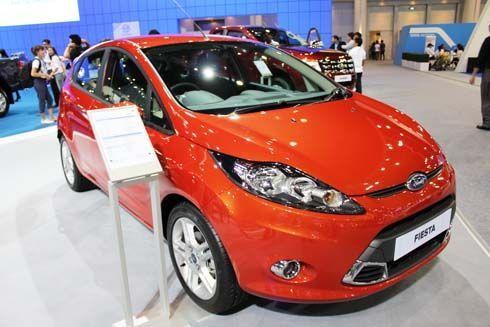 Ford ยอดขายปี 2554 ทะยาน 114% ทำสถิติยอดขายตลอดทั้งปี สูงสุดเป็นประวัติการณ์