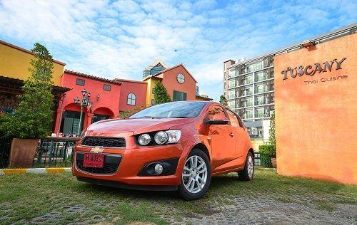 ยอดขาย Chevrolet เอเชียตะวันออกเฉียงใต้ เติบโตเข้มแข็งในเดือนกันยายน