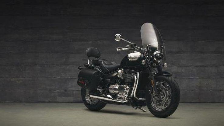 Triumph Motorcycle ยึดหัวหาดพรีเมี่ยมบิ๊กไบค์ฟันยอดจอดทะเบียนเฉียด 3,000 คัน