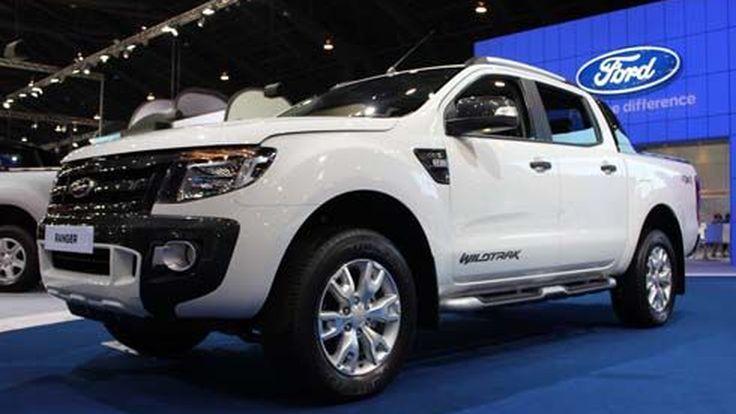 Ford เผย Ranger โฉมใหม่ ดันยอดจองทะยานในงาน Motor Expo 2011