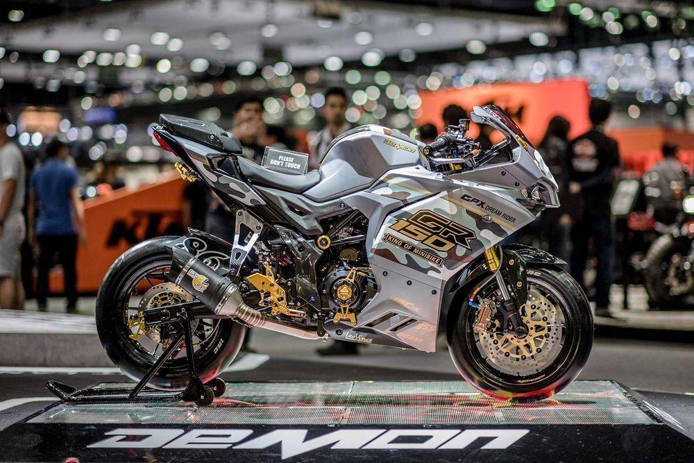 GPX Racing กวาดยอดจองนับพัน สูงสุดใน Motor Expo2017
