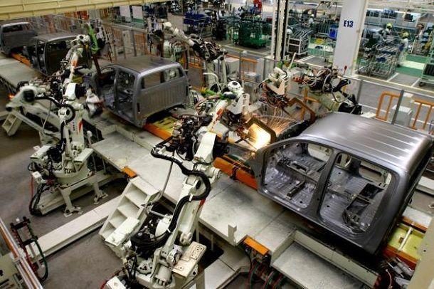 ยอดผลิตรถยนต์ 2 เดือนแรกของปีหดตัว 27.74%