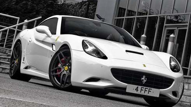 หล่ออยู่แล้ว! Ferrari California แต่งพอประมาณโดยชุดแต่งใหม่จาก Project Kahn