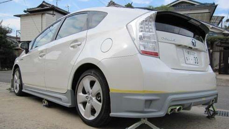 รถแต่ง Toyota Prius รุ่นล่าสุดโดย Tommy Kaira รถไฮบริดก็มีสิทธิ์ดุได้