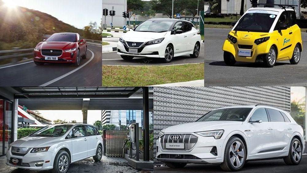 เดินเลือก รถยนต์ไฟฟ้า EV ที่งาน Motor show 2019 ที่มีจำหน่ายอย่างเป็นทางการในประเทศไทย