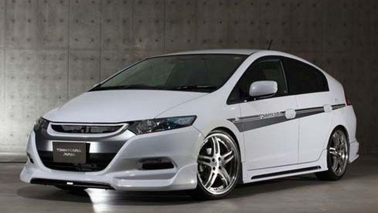 รถไฮบริดก็มีสิทธิ์หล่อได้ Honda Insight แต่งโฉมดุแต่พองามโดย Tommy Kaira