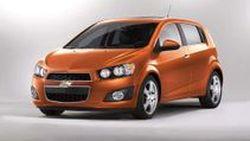รอเปิดตัว! Chevrolet Sonic ปี 2012 Aveo เวอร์ชั่นอเมริกัน มาแน่ที่ Detroit Auto Show