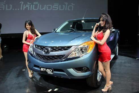 รายละเอียดทางเทคนิค Mazda BT-50 PRO โฉมใหม่ โดดเด่นด้วยดีไซน์สไตล์เก๋ง