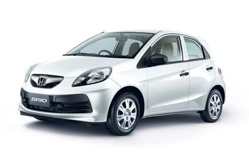 ราคา Honda Brio S AT 2012-2013 ฮอนด้าบริโอ้ ทางเลือกใหม่เพื่อความสบายในการขับขี่