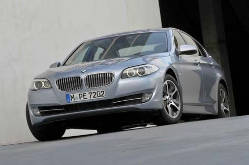 ใหม่ BMW ActiveHybrid 5 ปี 2012 กับภาพชุดใหม่กว่า 140 ภาพ พร้อมขายในอเมริกา