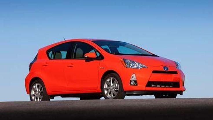 เปิดราคา Toyota Prius C เริ่มต้นที่ 18,900 เหรียญสหรัฐฯ พร้อมขายมีนาคมนี้