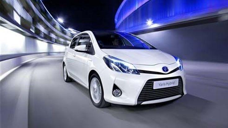 เปิดราคา Toyota Yaris Hybrid ก่อนเปิดตัวรุ่น production ในงาน Geneva Motor Show