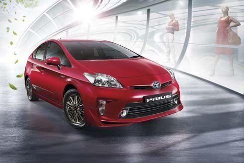 ใหม่ Toyota PRIUS TRD Sportivo จัดมาในราคาเริ่มต้น 1,269,000 บาท