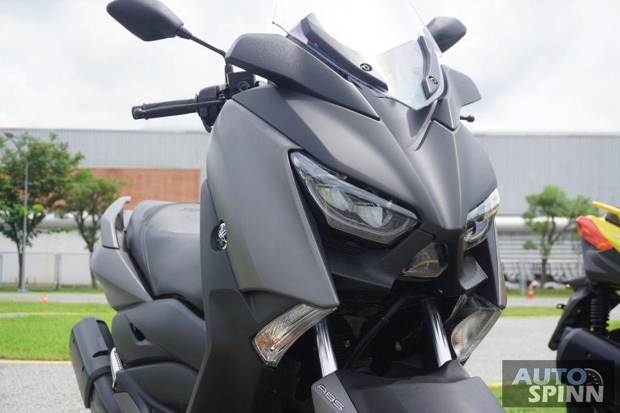 [BIG2017] Yamaha X-Max 300 เคาะราคาที่ 1.68 แสนบาทเท่านั้น!!