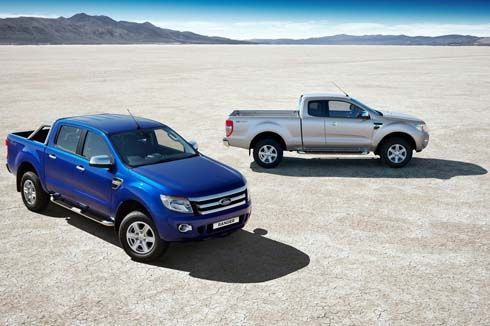 เปิดราคา All-New Ford Ranger โฉมใหม่ 3 รุ่นแรก พร้อมเปิดรับจองก่อนวางจำหน่าย