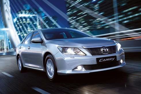 เผยโฉมแล้ว All-New Toyota Camry รุ่นปี 2012 รูปร่างหน้าตาหรูหราแบบนี้ มีขายทั่วโลก