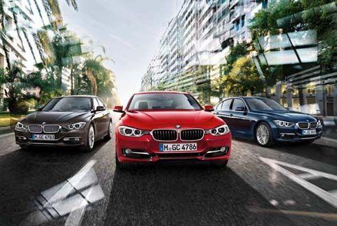 รายละเอียดพร้อมราคา BMW 3-Series F30 โฉมปี 2012 ทุกรุ่นเครื่องยนต์ เริ่มที่ 35,350 ยูโร