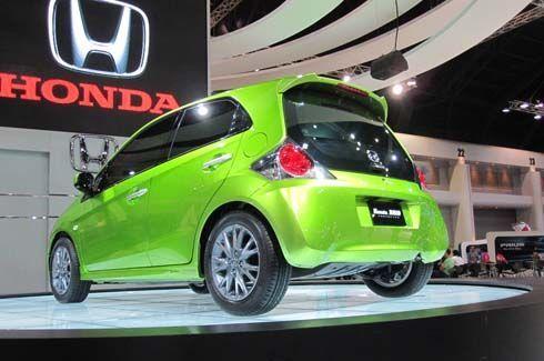 """เปิดสเปค Honda Brio อีโคคาร์ตัวใหม่ ก่อนเปิดตัวภายใต้แนวคิด """"Urban Practical Small"""""""