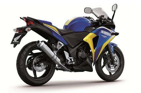 เปิดตัว Honda CBR250R โฉมปี 2013 พร้อมรุ่นแต่งสไตล์ Mugen และ Moriwaki