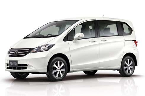 ใหม่ Honda Freed Limited รุ่นปี 2012 คุ้มค่ามากยิ่งขึ้น ในราคา 939,500 บาท