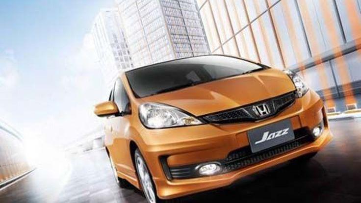 ใหม่ Honda Jazz รุ่นปี 2011 ปรับเล็กสีใหม่ Brilliant Orange ในราคาเริ่มต้น 5.9 แสนบาท