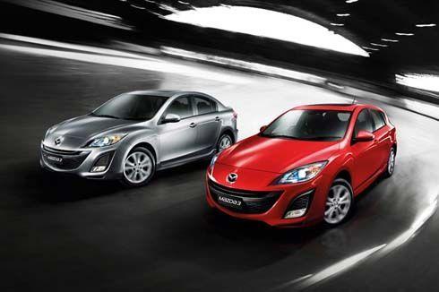 เปิดตัว All-New Mazda3 ปี 2011 เจนเนอเรชั่นใหม่ ทั้งเวอร์ชั่นแฮทช์แบ็คและซีดาน
