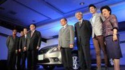 ราคา Nissan Almera นิสสัน อัลเมร่า รถยนต์อีโคคาร์ 4 ประตูคันแรกของไทย