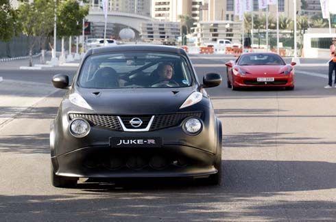 Nissan เปิดราคา Juke-R แล้วที่ 18 ล้านบาท คาดอาจจะผลิตออกขายเพียง 20 กว่าคัน
