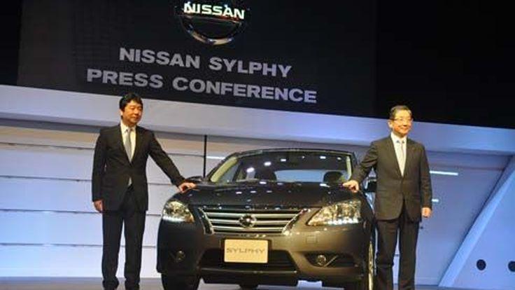 ราคา Nissan Sylphy 2012-2013 นิสสัน ซิลฟี เริ่มต้นที่ 746,000 บาท