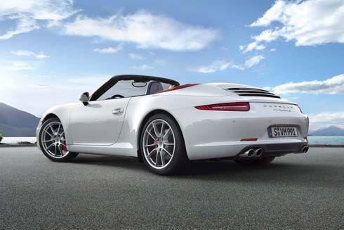 หรูกินลม! Porsche 911 Cabriolet ปี 2012 เผยโฉมพร้อมเปิดราคาขายใน 3 ประเทศ