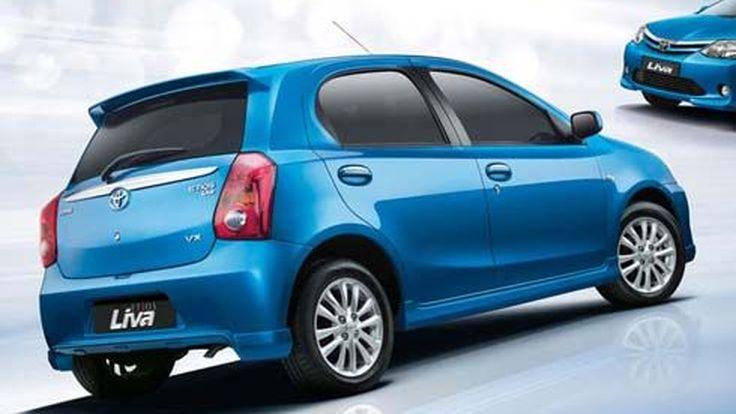 เปิดตัว Toyota Etios Liva อีโคคาร์ทรงแฮทช์ที่อินเดีย ราคาเริ่มต้นที่ 2.75 แสนบาท
