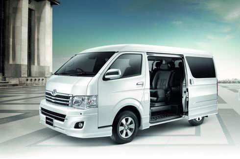 "Toyota Ventury ไมเนอร์เชนจ์ปี 2011 รถตู้อเนกประสงค์สุดหรู ภายใต้แนวคิด ""New Class of Luxury"""