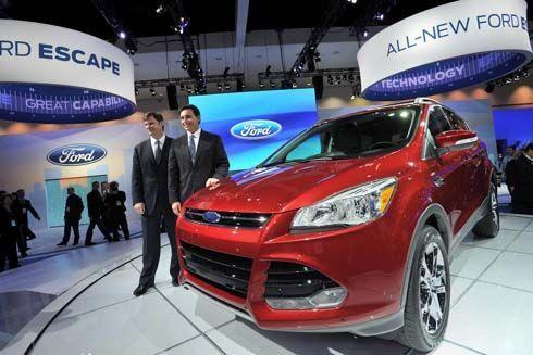 Ford ทำกำไรก่อนหักภาษีปี 2011 กว่า 2.64 แสนล้าน มีรายได้สุทธิ 6.06 แสนล้านบาท