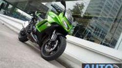 รีวิวแบบ 1st Ride ขี่ขำๆวันแรกกับ 2013 Kawasaki Ninja1000 ABS