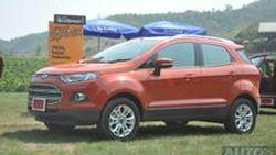 รีวิว ทดสอบ 2014 All New Ford EcoSport Titanium ใหม่  Urban SUV คนเมือง พร้อมลุยได้แบบเบาๆ กับระบบขับเคลื่อนที่ยังคงไว้ใจได้จาก  Ford